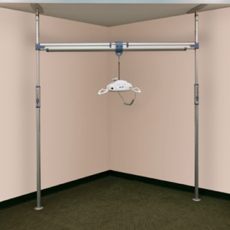 Pressure Fit Ceiling Track